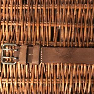 American Eagle Men's Leather Belt